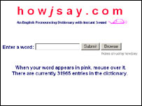 HowJsay website