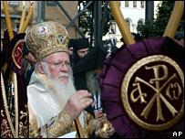 Orthodox Patriarch Bartholomew I