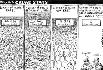 Cartoon by Jonathan Shapiro