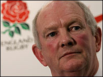 England head coach Brian Ashton
