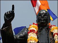 Statue of Dr Ambedkar