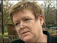 Sue Simms head teacher at the school