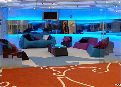 ... new-look Big Brother house. The fourth series of Celebrity Big Brother