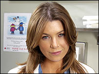 Ellen Pompeo from Grey's Anatomy (copyright ABC)