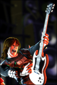 Artwork for Guitar Hero II, Red Octane