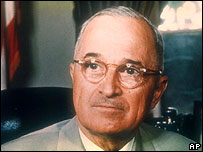 Harry Truman (photograph from 1968)