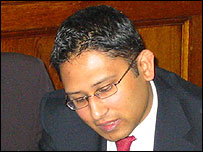 Partha Dasgupta, PPF chief executive