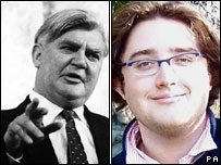 Aneurin Bevan and Thomas Goodhead