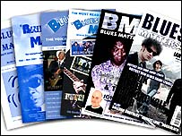 Issues of Blues Matters!