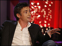 Richard Hammond on Friday Night with Jonathan Ross