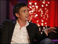 Richard Hammond on Friday Night with Jonathan Ross