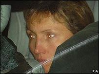 Mr Litvinenko's wife, Marina,