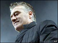 Frenchman Didier Deschamps