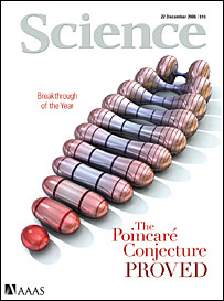 Science cover  Image: Science