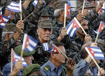 Cuban revolution veterans