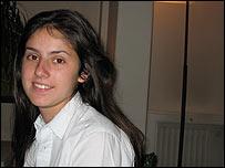 Delfina, 15.