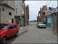 Villa Soldati, Barrio Los Piletones.