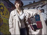 Корреспондент Би-би-си с поддельными паспортами