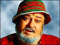 Actor Shammi Kapoor