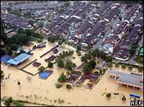 Flooding in Malaysia