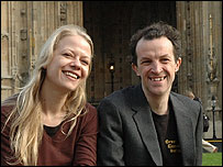 Sian Berry and Derek Wall