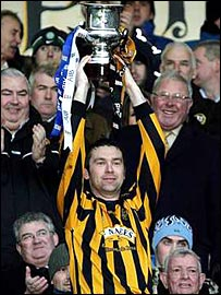 Crossmaglen captain Oisin McConville