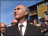 Ex presidente argentino Fernando de la Rúa