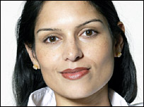 Former press adviser to William Hague and Conservative party candidate Priti Patel