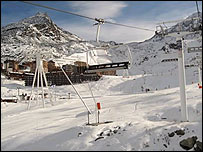 Val Thorens (picture courtesy of Nick Newell)