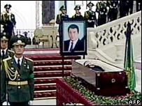 Funeral of Turkmenistan's President Saparmurat Niyazov