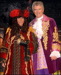 Henry Winkler and Patrick Duffy. Photo by Paul Clapp, Limelight Studios