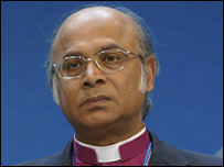 Bishop Nazir-Ali