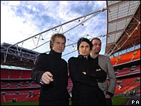Muse at Wembley Stadium