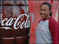 Illai Kenney has challenged Coca-Cola