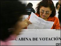 Votaci�n