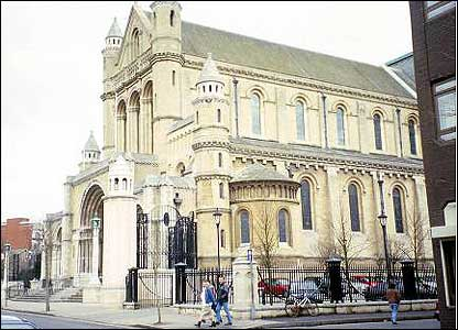 Anne's Cathedral in Belfast