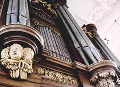 St Botolph's Church in London