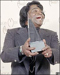 James Brown in 1992