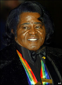 James Brown in 2003