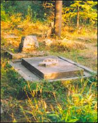 European graveyard in Shimla