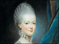 Maria Antonieta (retrato Chateau de Versailles)