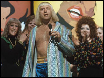 Top of the Pops with Jimmy Savile