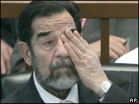 BBC NEWS | Middle East | Saddam's execution 'is imminent' Saddam Hussein Execution