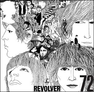 The 72p stamp for Revolver