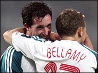 Liverpool's joy did not last after Robbie Fowler's opener