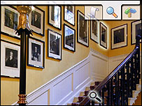The Grand Staircase, 10 Downing Street