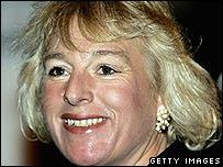 Carol Thatcher.