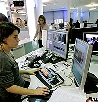 France24 newsroom