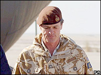 Major General Richard Shirreff