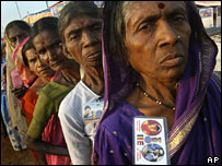 Dalit women (file pic)
